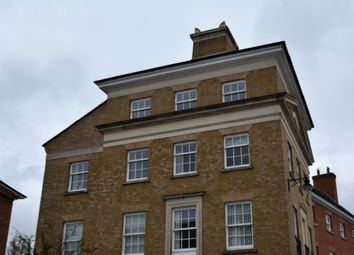Thumbnail 1 bed flat for sale in Jubilee Court, Poundbury, Dorchester