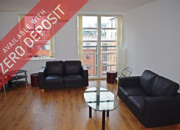 Thumbnail 2 bedroom flat to rent in The Quadrangle, Lower Ormand Street, Manchester