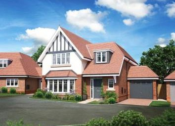 Thumbnail 4 bed detached house for sale in Milton Gardens, St. Martins Avenue, Epsom