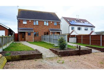 Thumbnail 4 bed semi-detached house for sale in Golden Hill, Whitstable