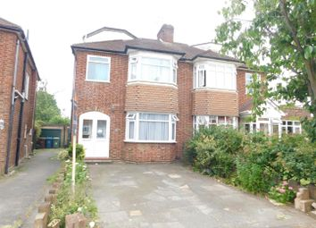 Thumbnail 3 bed semi-detached house for sale in Torrington Drive, Harrow