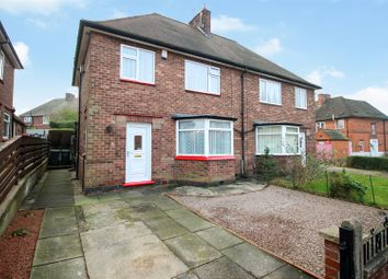 Thumbnail 3 bed semi-detached house for sale in Welch Avenue, Stapleford, Nottingham