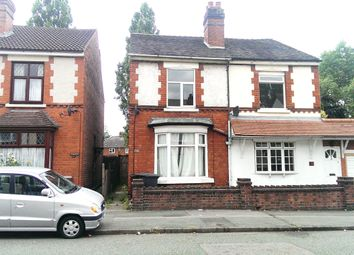 Thumbnail 3 bedroom semi-detached house to rent in Springfield Road, Wolverhampton