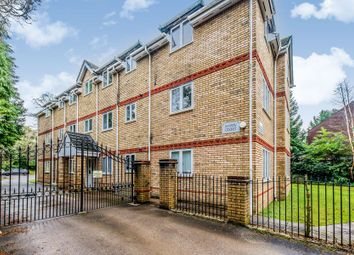 Thumbnail 3 bed flat to rent in Garfield Road, Camberley