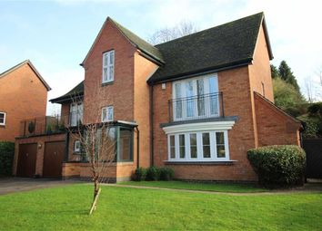 Thumbnail 5 bedroom detached house for sale in Merion Grove, Littleover, Derby