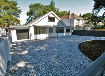 Thumbnail 3 Bed Detached Bungalow For Sale In Redhill Drive Bournemouth