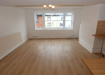 Thumbnail 3 bed flat to rent in Market Street, Ashby-De-La-Zouch