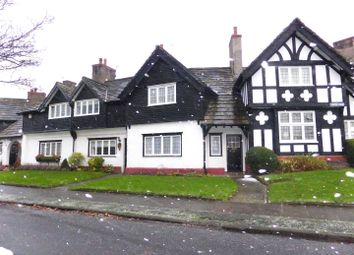 Thumbnail 2 bed terraced house to rent in Lower Road, Port Sunlight