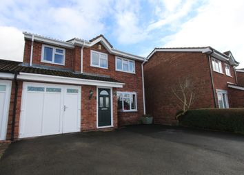 Thumbnail 4 bed link-detached house for sale in Cottage Farm Road, Two Gates, Tamworth