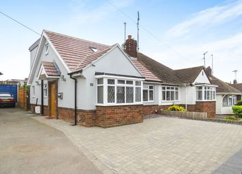Thumbnail 3 bed semi-detached house for sale in Greenhills Road, Kingsthorpe, Northampton