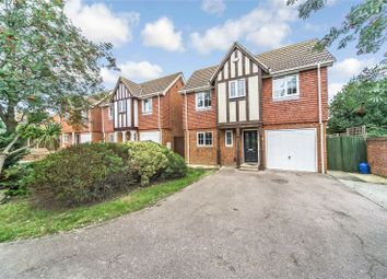 Thumbnail 4 bed detached house for sale in Gatekeeper Chase, Rainham, Kent