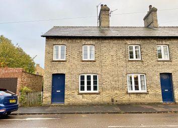 Thumbnail 2 bed end terrace house to rent in Church Lane, Trumpington, Cambridge