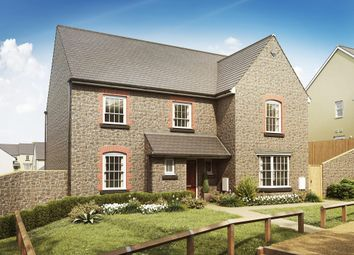 "Thumbnail 5 bed detached house for sale in ""Manning"" at Brixton, Plymouth"