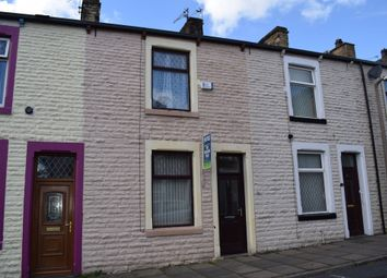 Thumbnail 2 bed terraced house for sale in Lawrence Street, Padiham, Burnley