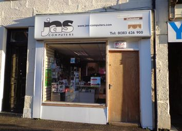 Thumbnail Studio to rent in Chalmers St, Dunfermline, Fife