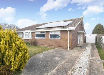 Thumbnail 2 bed semi-detached bungalow for sale in Westminster Drive, Aldwick, Bognor Regis