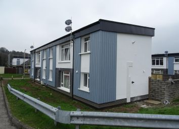 Thumbnail 2 bed flat for sale in Glanffornwg, Bridgend