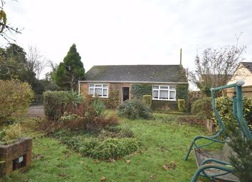 Thumbnail 3 bed detached bungalow for sale in Gloucester Road, Staunton, Gloucestershire