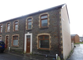 Thumbnail 4 bed end terrace house to rent in Whittington St, Neath, West Glamorgan