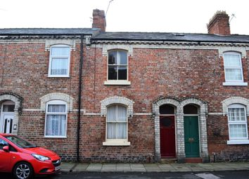 Thumbnail 3 bed terraced house to rent in Frances Street, Fulford, York