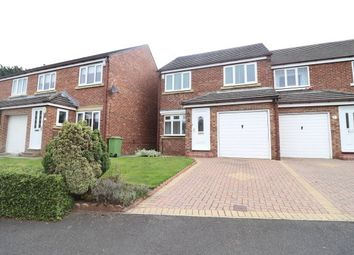 Thumbnail 3 bed semi-detached house to rent in Longlands Drive, Houghton Le Spring