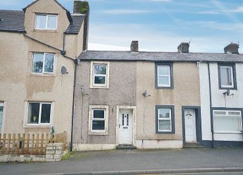 Thumbnail 2 bedroom terraced house for sale in Leconfield Street, Cleator Moor, Cumbria