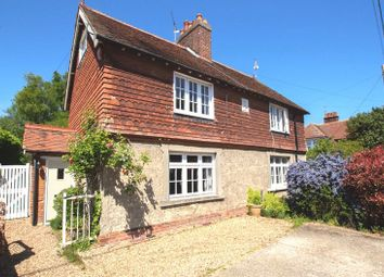 Thumbnail 3 bed semi-detached house for sale in School Lane, Staple, Canterbury