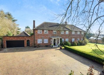 Thumbnail 5 bedroom detached house for sale in Silchester, Reading