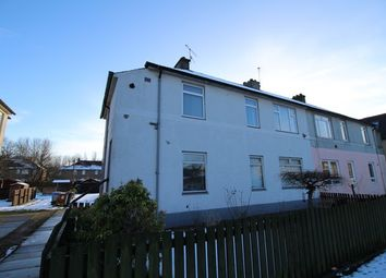 Thumbnail 3 bed flat for sale in 45 Kelvin Street, Grangemouth
