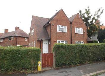 Thumbnail 3 bed semi-detached house for sale in Meriden Avenue, Beeston, Nottingham, Nottinghamshire