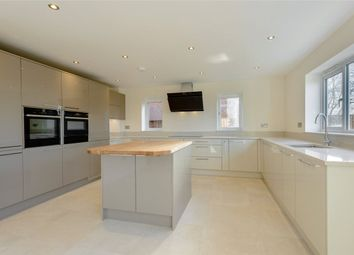 Thumbnail 4 bed detached house for sale in Upper Moors Road, Brambridge, Eastleigh, Hampshire