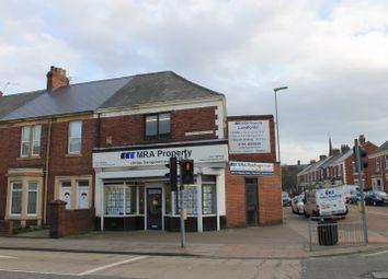 Thumbnail Retail premises for sale in Victoria Road East, Hebburn