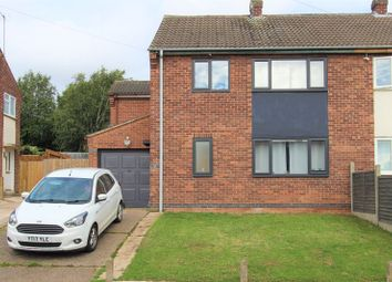 3 bed semi-detached house for sale in Cromwell Crescent, Lambley, Nottingham NG4