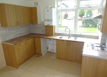 Thumbnail 2 bedroom flat to rent in Lyndwood Court, Leicestershire