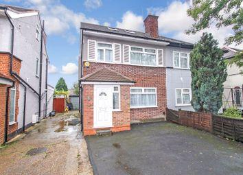 3 bed semi-detached house for sale in Kingshill Avenue, Northolt UB5