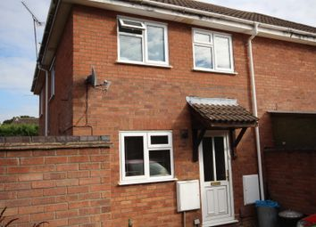 Thumbnail 1 bed end terrace house to rent in Lalande Close, Woosehill, Wokingham