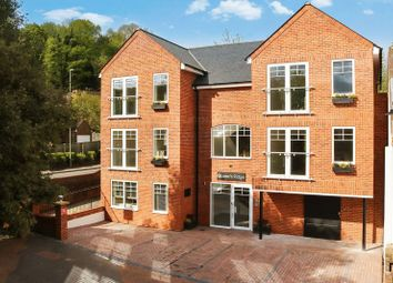 Thumbnail 2 bed flat for sale in Queen Street, Godalming