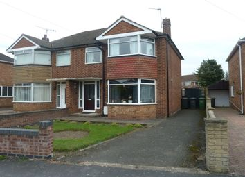 Thumbnail 3 bed semi-detached house for sale in Briardene Avenue, Bedworth