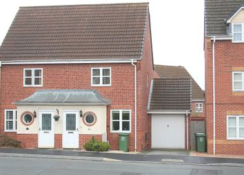 Thumbnail 2 bed semi-detached house to rent in Lily Green Lane, Brockhill, Redditch
