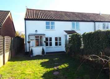 Thumbnail 2 bed end terrace house for sale in Southend, Bradenham, Thetford