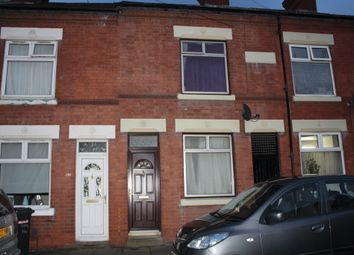 Thumbnail 3 bed terraced house to rent in Surrey Street, Leicester