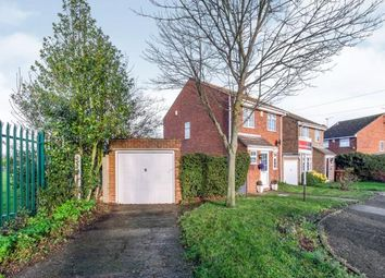 Thumbnail 3 bed link-detached house for sale in Hilltop Road, Rochester, Kent