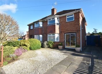 3 bed semi-detached house for sale in Blenheim Road, St Johns, Worcester, Worcestershire WR2
