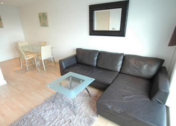 Thumbnail 2 bed flat to rent in 14 Western Gateway, Royal Victoria, London