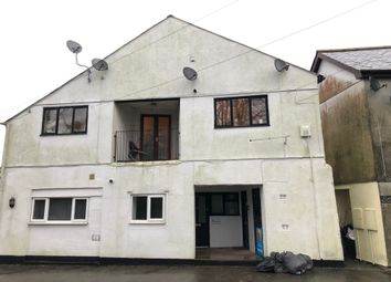Thumbnail 2 bed flat to rent in New Road, Callington