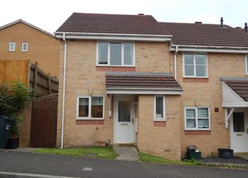 Thumbnail 2 bed semi-detached house for sale in Akeman Close, Yeovil