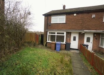 Thumbnail 2 bedroom semi-detached house for sale in Greenheys Road, Little Hulton, Manchester