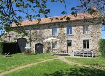 Thumbnail 5 bed country house for sale in 87460 Cheissoux, France