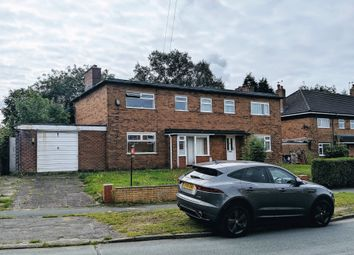 Thumbnail 4 bed terraced house to rent in Woodside Ave, Alsager