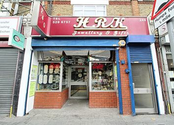 Thumbnail Commercial property for sale in Hoe Street, London